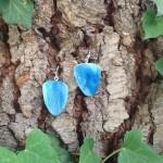 bleues.....