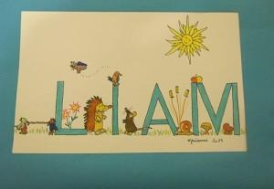 Et pour Liam