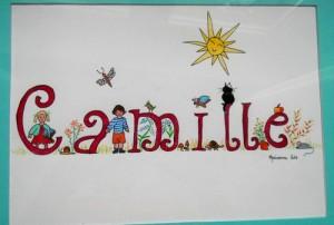 Pour Camille